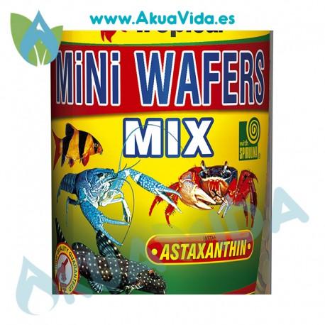 Tropical Mini Wafers Mix 250 Ml 138 Grs