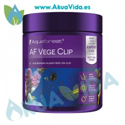 Aquaforest Vege Clip 100 Grs