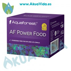 Aquaforest Power Food (Coral Food) 20 Grs