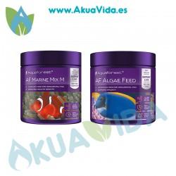 Aquaforest Marine Mix M / Algae Feed Duo Pack