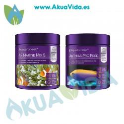 Aquaforest Marine Mix S / Anthias Pro Feed Duo Pack