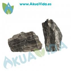 Roca 2 Kilos Zebra Stone Medida Aprox.10 - 20 cm
