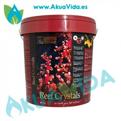 Aquarium System Sal Reef Crystals 25 Kgr