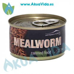 Koral Canned Mealworm 34 Grs