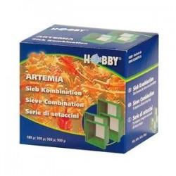 Hobby Juego Tamices Artemia (4 Unidades)