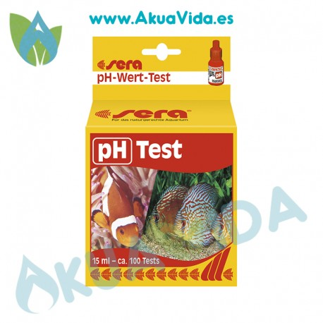 Sera Test PH 15 Ml
