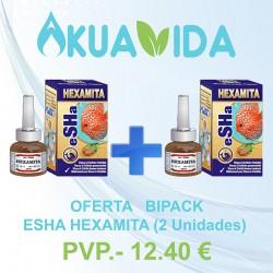 Esha Bipack Hexamita 20 Ml (2 Unidades)
