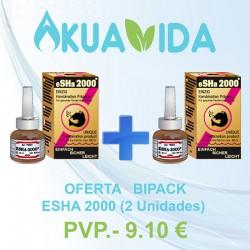 Esha Bipack 2000 20 Ml (2 Unidades)
