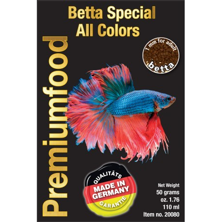 Discusfood Betta All Color 50 grs