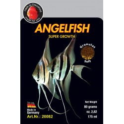 Discusfood Angel Fish Supergrowth 80 grs
