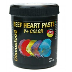 Discusfood beef Heart Paste V - Color