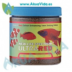 NLS Sprectrum Ultra Red Fish Formula 200G A Granel
