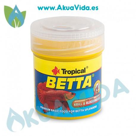 Tropical Betta 50 Ml