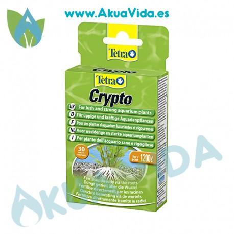 Tetra Crypto 30 Tabletas Fertilizante
