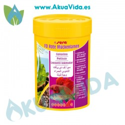 Sera FD Larvas rojas de mosquito 250 Ml