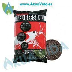Shirakura Red Bee Sand 4 Kgr Aproximadamente 4 Lts