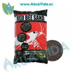 Shirakura Red Bee Sand 8 Kgr Aproximadamente 8 Ltrs