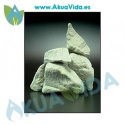 Shirakura Mineral Stone Aproximadamente 200 gr (5 a 7 pcs)