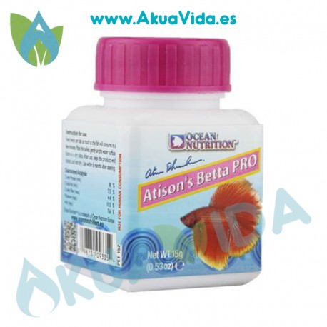 Atison Betta Pro Ocean Nutrition 15 Gr