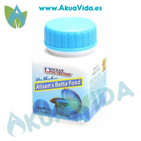 Ocean Nutrition Atison Betta Food 15 Gr