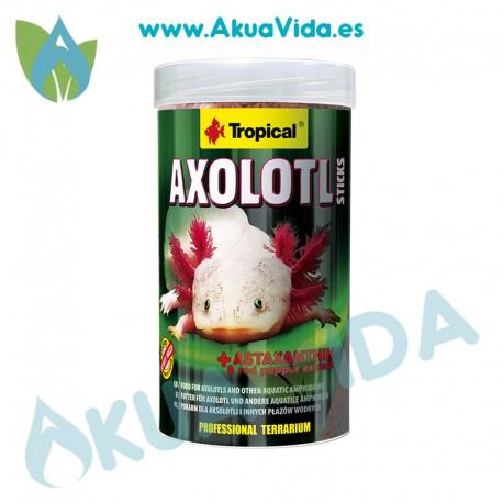 Tropical Axolotl Sticks 250 Ml (135 GRS)