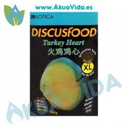 Discusfood Turkey Heart Soft XL 80 grs
