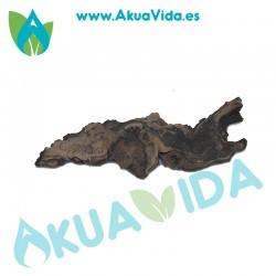Tronco Mopani Medidas Aprox. 36 x 14 x 12 cm