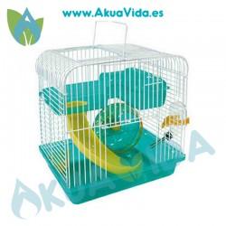 Jaula Hamster Play Garden Recta 27 x 20 x 25.8