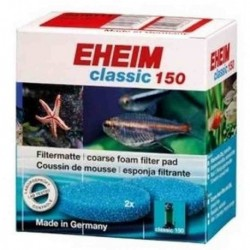 Eheim Classic 150 Esponja Azul 2 Jgos