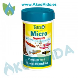 Tetra Micro Granulos 100 ML / 45 Grs