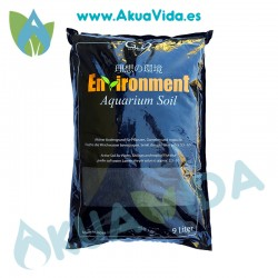 GlasGarten Environment Aquarium Soil 9 Lts