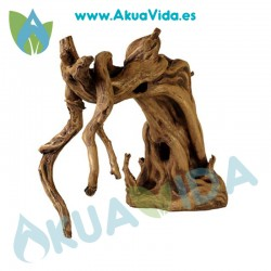 Hobby Tronco Resina Scaper Root 1 Med. Aprox. 26 x 16 x 21 cm
