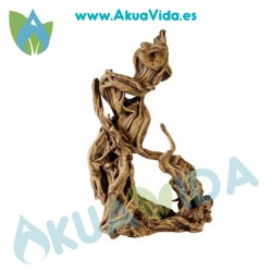 Hobby Tronco Resina Scaper Root 3 Med. Aprox. 29 x 15 x 45 cm