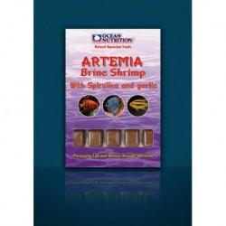 Ocean Nutrition Artemia Con Espirulina y Garlic 100G