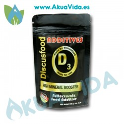 Discusfood D3 High Mineral Booster 50 Grs