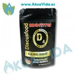 Discusfood D4 B.I.O. Vital Booster 50 Grs