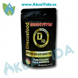Discusfood D10 Spotted Colour Booster 50 Grs