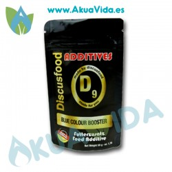 Discusfood D9 Blue Colour Booster 50 Grs