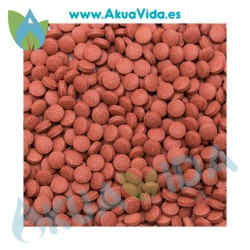 Tropical Breeder Color Tabin Pastillas 100 gr