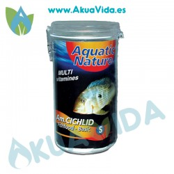 Aquatic Nature AM . Cichlid Fishfood Basic S